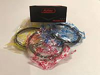 Кольца поршневые Авео (Aveo) 1.5 Ланос (Lanos) +0,5 Aztec 2 -й ремонт Aztec Корея