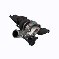 Турбина б/у на Ford Transit 2.4 TD - TDi, Форд Транзит 2.4 тди (00-06), турбокомпрессор, ткр, турбонагнетатель