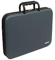 Каркасный кейс для ноутбука 12, Professional 906.21 серый