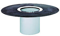 HL350.1H Насадная деталь 180мм/d 145мм с битумным полотном