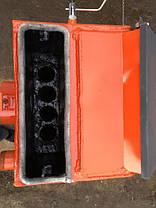 Твердотопливный котел шахтного типа Холмова УНК 20кВт c ТЭНом, фото 3