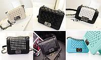 Женская сумка клатч Chanel mini