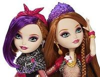 Куклы Поппи Охэйр (Рoppy Оhair) и Холли Охэйр (Нolly Оhair)