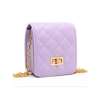 Сумка-клатч женская Dior purple (фиолетовый)