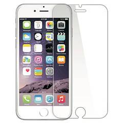 Защитное стекло для iPhone 6 Plus/6s Plus 0.3 mm 2.5D черная упак.