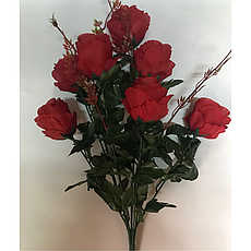 Искусственный букет. Искусственная роза., фото 3