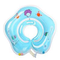Круг для купания младенцев R1-2 голубой