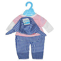 "Одежда для ""Baby Born"" BLC14-08-02-2"