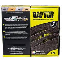 Защитное покрытие Raptor U-POL Колеруемый-прозрачный 1л