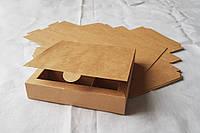 Коробка для конфет, 9 шт,  крафт, 153*153*30, фото 1