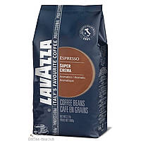 Кофе Lavazza Espresso Super Crema (1000 г) в зернах