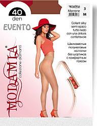 Колготки Modamia Evento 40 den (р-ры: 2, 3, 4, 5) купить оптом со склада