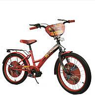 Велосипед 2-х колесный 20'' 182016 красный