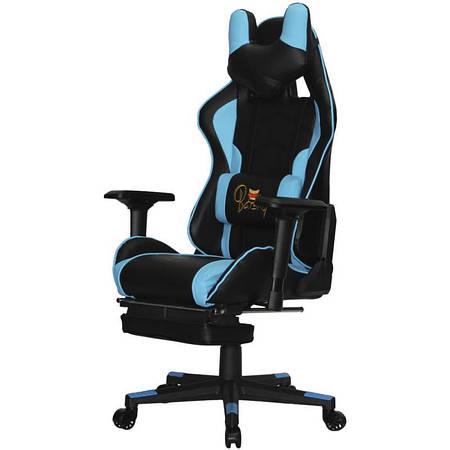 Кресло геймерское Barsky Sportdrive Premium Step Blue SD-19S