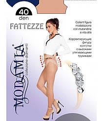 Колготки Modamia Fattezze 40 den (р-ры: 2, 3, 4) купить оптом со склада