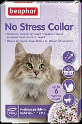 Beaphar No Stress, успокаивающий ошейник для кошек, 35 см