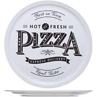 Тарелка для пиццы Hot And Fresh Pizza 30 см. Cosy&Trendy