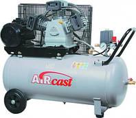 Компрессор поршневой с ременным приводом AIRCAST SB4/S-200.LB40