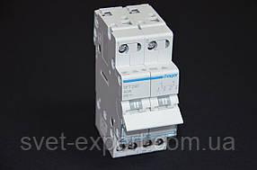Перемикач I-0-II із загальним виходом зверху, 2-пол., 40А / 230 ВSFT240 Хагер