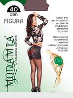 Колготки Modamia Figura 40 den (р-ры: 2, 3, 4, 5) купить оптом со склада