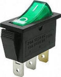 Кнопка Узкая 3 Контакта Вкл\Выкл  GY5-2007, фото 2