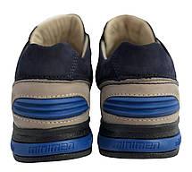Кроссовки Minimen 96OSEN р. 33,34,35,36 Синий, фото 2