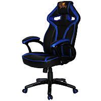 Кресло игровое Barsky Sportdrive Game Blue SD-06