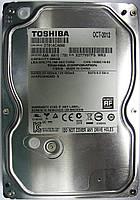 HDD 500GB 7200 SATA3 3.5 Toshiba DT01ACA050 неисправный X277V0TFSWK5, фото 1