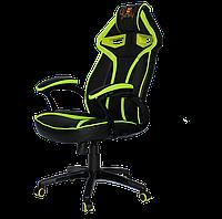 Кресло игровое Barsky Sportdrive Game Green SD-05