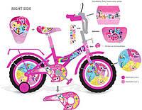 Детский двухколесный велосипед Pony 181821 18 дюймов