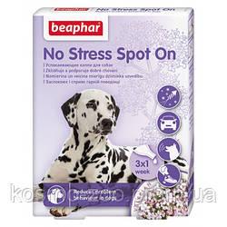 Beaphar No Stress Spot On Dog , антистрессовые капли для собак, 3 пип