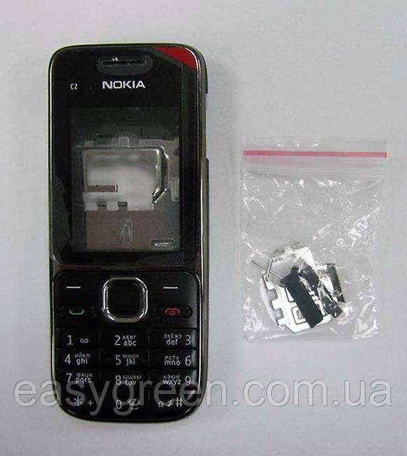 Nokia C2-01 Корпус черный