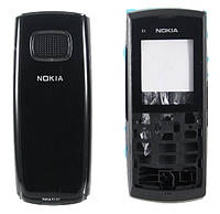 Nokia X1-01 Корпус черный