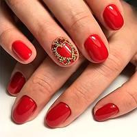 """Покрытие ногтей гель-лаком (гибрид геля и лака)/Скидка -  50% в сети """"MaknailS"""""""