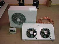 Сплит-система для морозильных камер