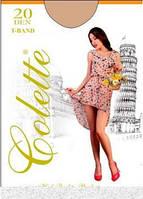 Колготки Colette T-Band 20 den (р-ры: 2, 3, 4, 5) купить оптом со склада