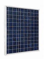 Солнечная фото панель KDM-50 поликристалл 50 Вт