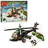Конструктор типа Лего Brick Вертолет 818