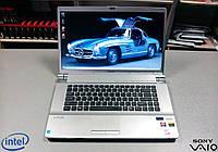 "Ноутбук Sony VAIO VGN-FW180E 2 ядра/RAM 4Gb/HDD 250Gb/16.4"""