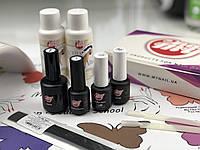 Стартовый набор для покрытия ногтей гель-лаком My Nail #20