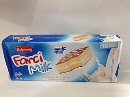 Тортики Dolciando. Farci milk