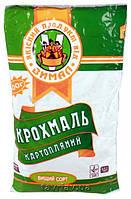 Крохмаль картопляний фасований 500г ГАРНА ЦІНА (БРАК)