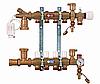 Коллектор отопления Giacomini R557FY003, 3 отвода