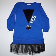 Платье фатин для девочек TOONTOY от 8 до 14 лет., фото 1