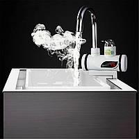 Проточный водонагреватель Instant electric heating water Faucet Акция!