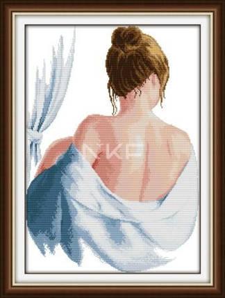 """Набор для вышивания   """"Тихая любовь"""", фото 2"""