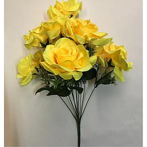 Искусственные цветы. Искусственные розы., фото 2