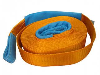 Стропы текстильные 10т/5м  СТП и СТК.