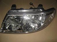 Фара левая на Nissan Almera Classic выпуска после 03.2006 года. (пр-во DEPO)