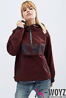 Куртка молодежная весенняя Анорак LS-8792-16, (Марсала)